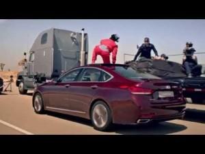 Hyundai Genesis - El convoy vacío