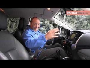 Fiat Fullback 2019 prueba completa