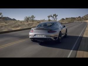 Nuevo Porsche 911 Turbo: chásis