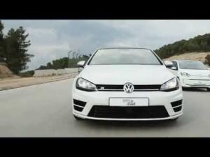 Volkswagen Race Tour en el circuito Parcmotor Castellolí