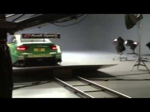Audi RS 5 DTM - Mejor desde atrás
