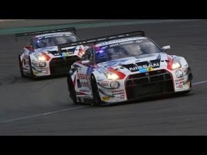Nissan GT-R en Nurburgring. Mejores momentos
