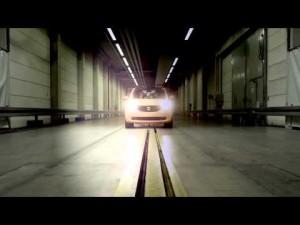 Smart: Crash test- smart fortwo contra Mercedes Clase S