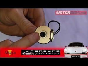 Tutorial Porsche 911 Carrera 1/8 de Altaya (segunda entrega)