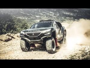 Peugeot vuelve al Dakar: test del 2008DKR
