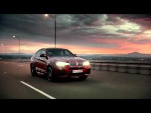 BMW X4 - Nuevo segmento, nuevas emociones