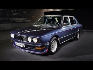BMW M535i. Historia de BMW