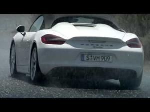 Nuevo Porsche Boxster Spyder 2015