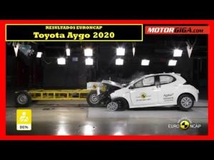 Cómo de seguro es el Toyota Yaris 2020