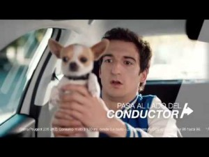 Peugeot 208 Like: Pásate al lado del conductor (vídeo 1/3)
