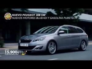 Nuevo Peugeot 308 SW anuncio de tv