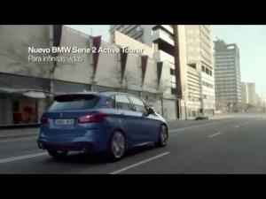 Nuevo BMW Serie 2 Active Tourer - Spot oficial en exclusiva