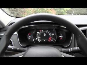 Renault Talisman analisis plazas delanteras