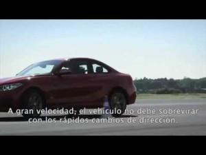 BMW Serie 2 Coupé - Manejo especial