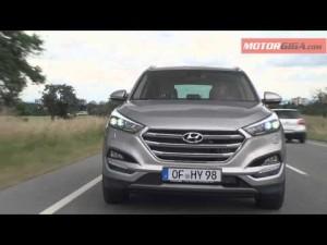 Hyundai Tucson 2015: prueba dinamica