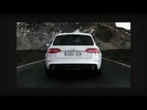 Spot: Audi A4 S line edition