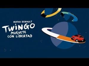 Anuncio Nuevo Renault Twingo - Muévete con libertad