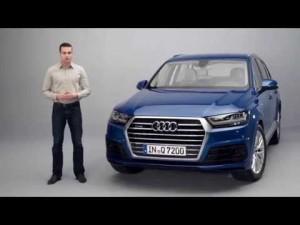 Nuevo Audi Q7 2015: más ligero