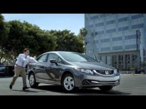 Anuncio Honda Civic 2014 No estás solo 2