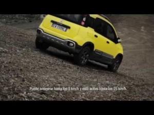 Nuevo Fiat Panda Cross (Vídeo)