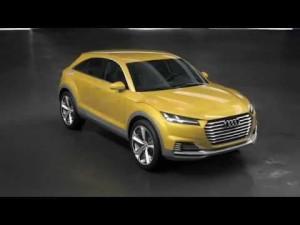 Audi TT offroad concept: la simbiosis perfecta