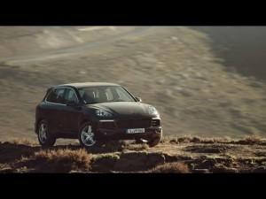 Nuevo Porsche Cayenne - Vídeo Off-road