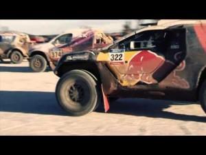 Peugeot 2008 DKR: lo mejor del Dakar 2015