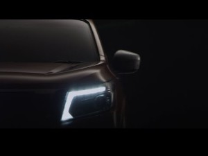 Nueva Pickup de Nissan. Diseño llamativo