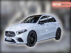 Mercedes Benz Clase A 2018 prueba completa