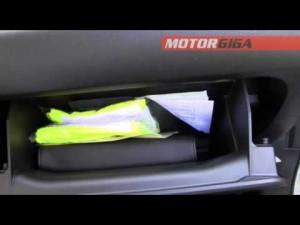 Suzuki Vitara 2015 análisis plazas delanteras