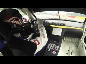 Maserati GranTurismo MC 2014 en Spa-Francorchamps