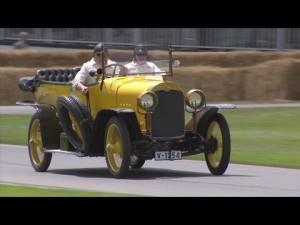 Audi en el Goodwood Festival of Speed