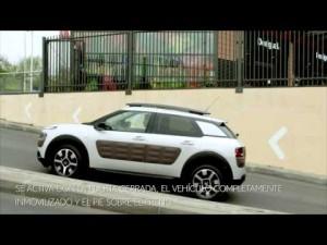 Citroën - C4 Cactus - Ayuda en pendiente