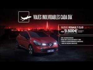 Nuevo Renault Clio, anuncio de televisión