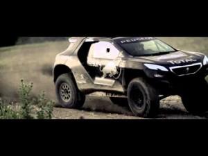 La atrevida apuesta técnica del Peugeot 2008 DKR