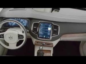 Volvo XC90 - Interiores