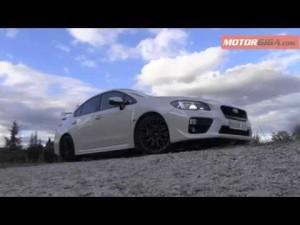 Prueba Subaru Impreza STI WRX 2016