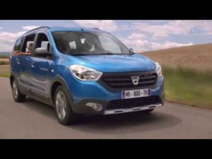 Dacia Lodgy Stepway (Vídeo)