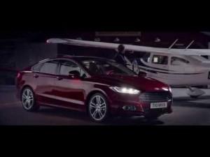 Anuncio Ford Mondeo - Vuelo nocturno