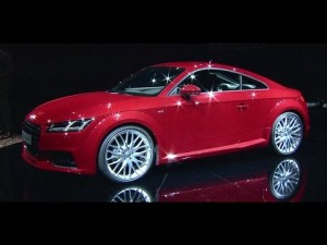 Audi TT 360° en Frankfurt