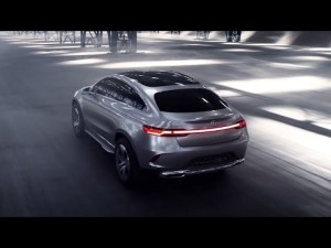 Mercedes Concept Coupé SUV - Trailer