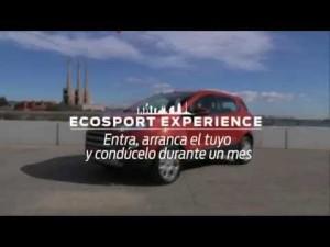 ¿Quieres conducir el Nuevo Ford EcoSport durante un mes?