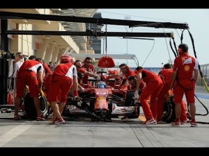 Entrenamientos de Ferrari a medida