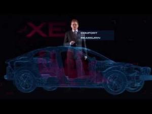 Jaguar XE: Arquitectura avanzada de aluminio