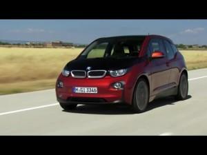 BMW i3. Desde la primera idea al coche final