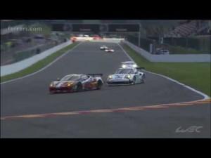 FIA WEC: doble victoria para Ferrari en Spa