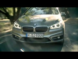 Nuevo BMW Serie 2 Active Tourer - Dinamismo de conducción