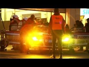 Felix Baumgartner en el Motorsport Challenge de Audi - Episode 6