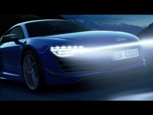 Audi R8 LMX Laserlight