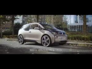 BMW i3. 100% eléctrico. 170 CV.